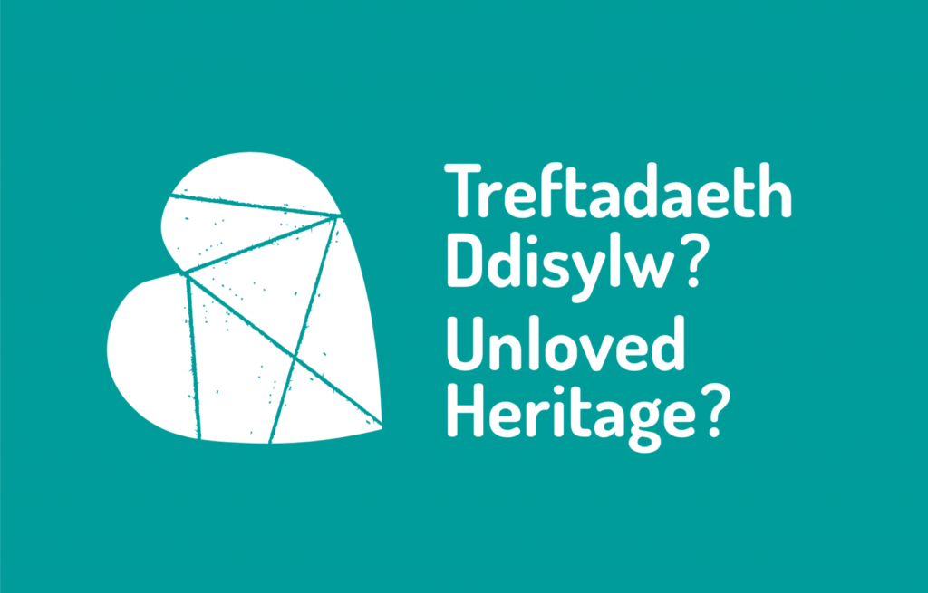 Unloved Heritage logo